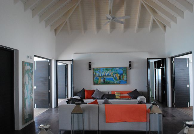 Villa in Blowing Point - Shutters on the Beach 4 Bedroom Villa