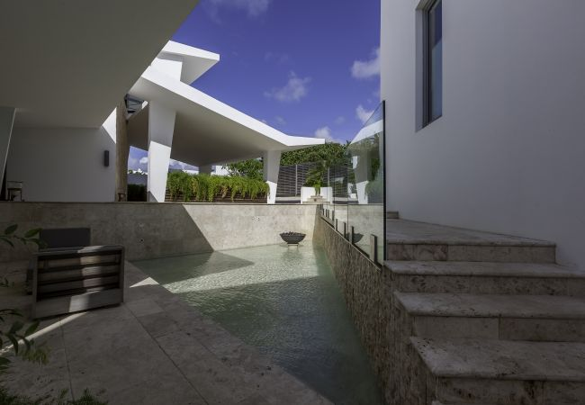 Villa in North Side - Kishti - Black Garden Villa - 3 Bedroom