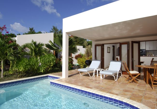 Villa/Dettached house in Meads Bay - Jasmine Villa 2 Bedroom