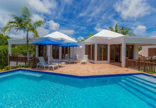 Villa/Dettached house in Meads Bay - Twin Palm 5 Bedroom Villa