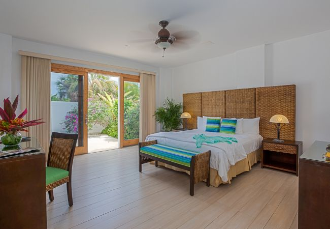 Villa in South Hill - CuisinArt 3 Bedroom Beachfront Villa