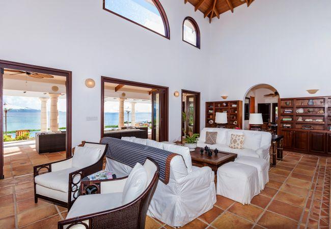 Villa in Blowing Point - Alegria Villa