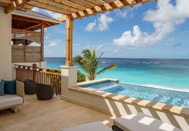 Villa/Dettached house in Shoal Bay - Zemi Beach 2 Bedroom Beachfront Residence