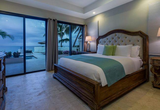 Villa in Meads Bay - Frangipani 4 bedroom Villa