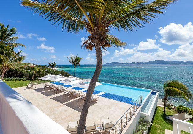 Villa in Blowing Point - Villa Paradise 4 Bedroom