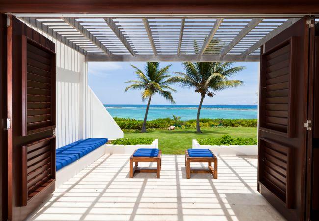 Villa in Little Harbour - Le Bleu Villa 5 Bedroom
