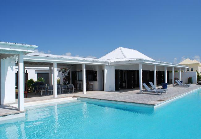 Villa in Blowing Point - Shutters on the Beach 4 Bedroom Villa
