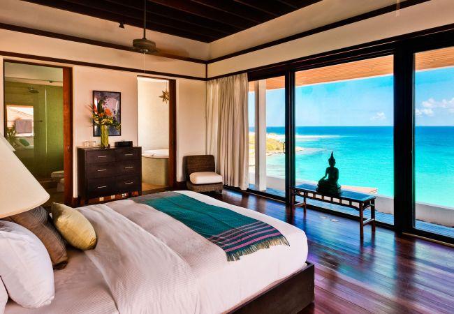 Villa in Sandy Hill - Zenaida Beach & Tennis Estate 4 Bedroom
