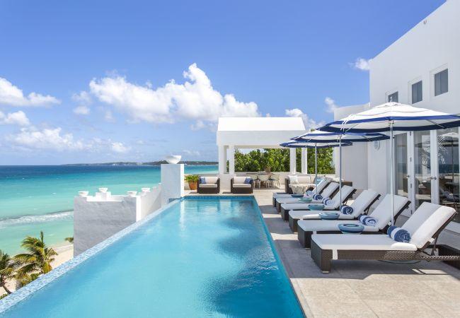 Villa/Dettached house in Long Bay - Long Bay Villas Sand 5 Bedrooms