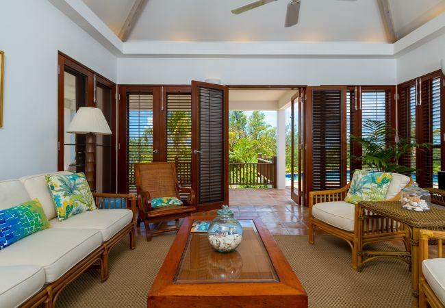 Villa in Meads Bay - Coconut Palm 3 bedroom Villa