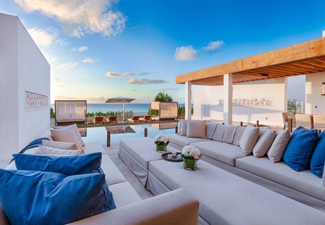Villa in Meads Bay - Kishti 11 Bedroom Estate - East and West Villas