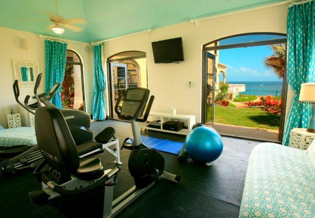 Villa in Island Harbour - Villa Amarilla 4 Bedroom